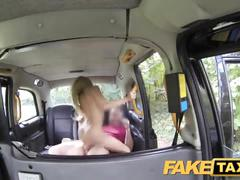 Fake taxi tiny blonde loves big dick