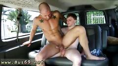 Asian hot guys fucking straight gay excited to be on the baitbus
