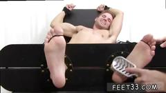 Boys first foot worship gay first time ticklish dane back for more