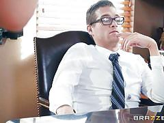 milf, anal, big ass, big tits, latina, fingering, office sex, from behind, on table, big butts like it big, brazzers, yurizan beltran, xander corvus