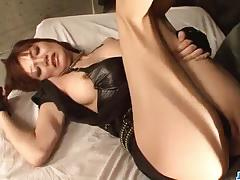 asian, blowjob, fingering, mom, amateur, cock sucking, pink pussy