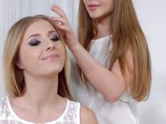Flower blossom by sapphic erotica - lesbian love porn with aria logan - alessand