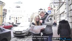 Dirty flix - fucked instead of sightseeing
