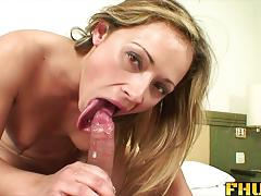 Latina slut gets her pussy fucked