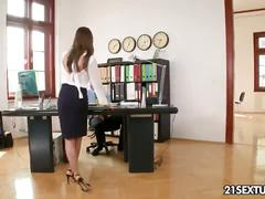 Office hours with dominica fox