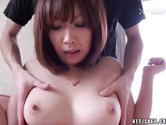 Saki asaoka's nipple squeeze special (uncensored jav)