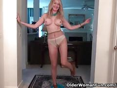 Things milf eva does after shopping at the mall