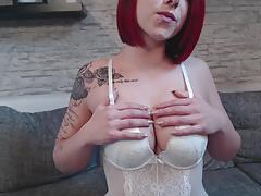 Kinky nina devil loves to tease
