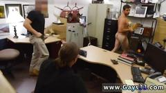 Poor straight guy sells his ass to two twinks