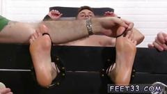 Teen gay boy sex tube sebastian tied up tickled