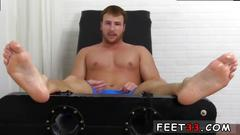 Gay guys licking ass and feet movies wrestler frey finally tickled