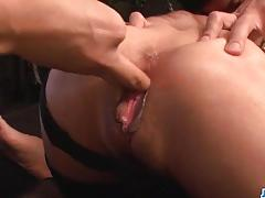 Ann yabuki smashed in her asian pussy