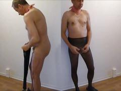 P184 at1 twins stripper nude men 7c8a1 umkleideraum
