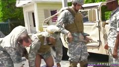 These army hunks are always ready for sucking and fucking