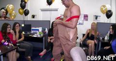 Drunk girls sucking the cocks video film 1