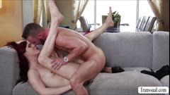 Sexy hot billie fucked stefanies tight asshole