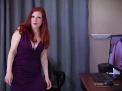 Boss' new ass slave -femdom by lady fyre ass worship