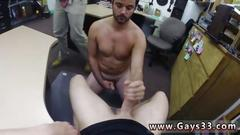 Straight guys jacking off boys and straight cum control by gay first time straight fellow
