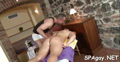 Explicit gay blowjob porn naked 1