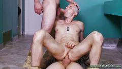 Sex gay army polish and hot hairy ginger men military good anal training