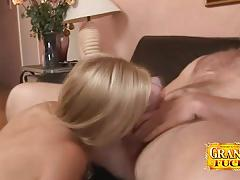 payton leigh, blowjob, blonde, creampie, oral, mature, granny, pussy lick