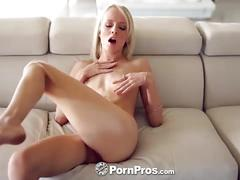 Pornpros - skinny blonde sierra nevadah fucked by her boyfriend