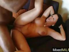 Mixt sex action with big black mamba cokc in mature hot lady (kendra secrets) video-13