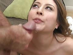 Horny bliss dulce banged by mature dad