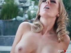 Charlie sheen's ex-fiancée sreaming orgasm