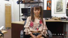 Tiffany rain asian pornstar big tits bj