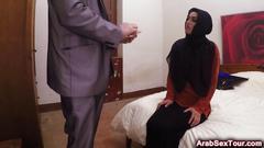 arab, babe, big cock, fucking