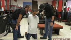Police men xxx gay porn movie robbery suspect apprehended