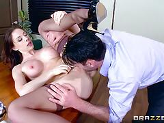Chanel preston getting fucked hard by charles dera