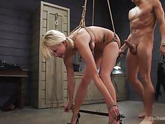Tied up eliza jane ruthlessly ravaged
