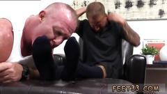 Boy gay sex underwear dev worships jason james manly feet