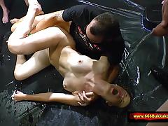 blowjob, hardcore, german, gangbang, pee, piss, fetish, rimming, bukkake