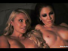Jacqui holland and erika jordan - bad girls behind bars