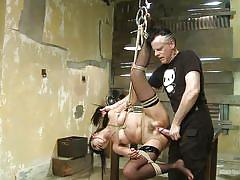 Submissive asian learning bdsm lessons