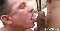 Taste of the cock porn segment 1