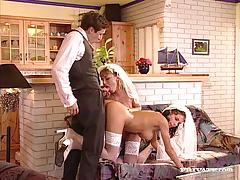 Private.com - marriage and anal trio