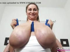 Big natural boobs grabbed - alice85jj new video