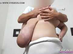Big natural boobs grabbed - alice85jj new video