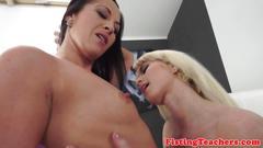 big boobs, lesbian, oral, classy, piercing