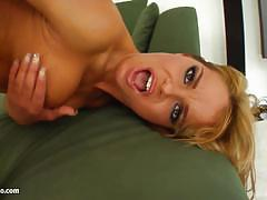 Super hot cutie denise sky enjoys sticky goo inside