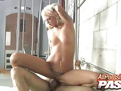 Lacy holiday hot jail fucking