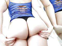 Capture sexy stills to get sensual blowjob
