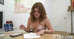Slapping and fucking of a hot slut clip movie 1