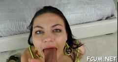 Blowjob and wild fucking together video segment 1