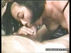 Ed powers enjoy asian anal scene