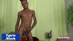 black, skinny, hung, natural